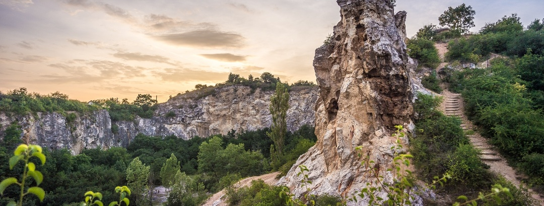 A Róka-hegyi-kőfejtő