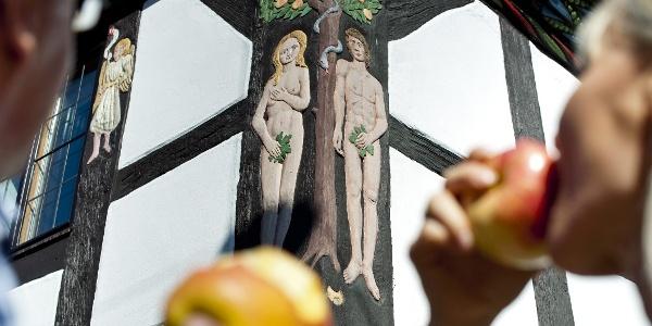 Adam und Eva Haus