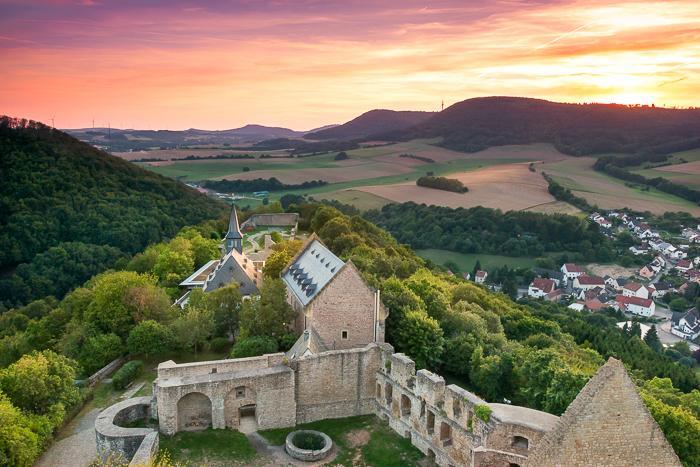 Lichtenberg Castle • Stronghold » outdooractive.com