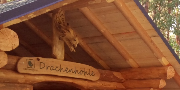Detail Hütte