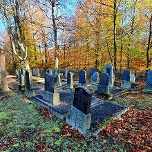 Der jüdische Friedhof, ein Stück Geschichte mit speziellen Gefühlen