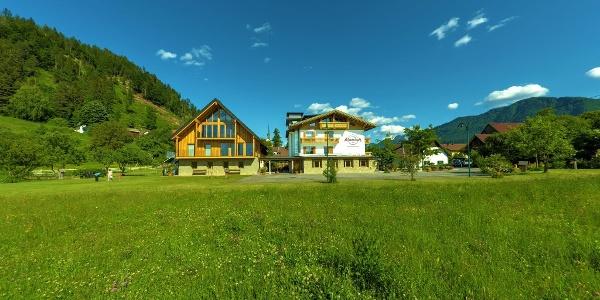 Alpen Adria Gasthof Rausch. Seit 1880.