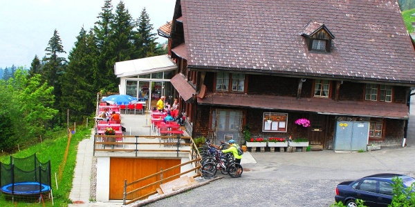 Berggasthof Haggenegg