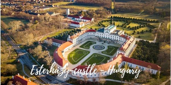 Esterházy kastély - Fertőd