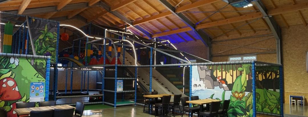 Dreierlei Geretsried Indoorspielplatz