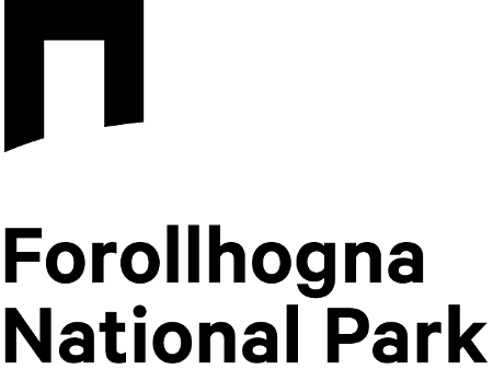 Logo Forollhogna nasjonalpark