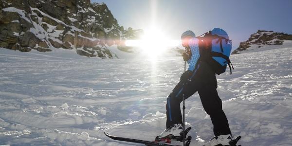 Skitour Silvretta-Bielerhöhe