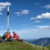Gipfelkreuz Notkarspitze