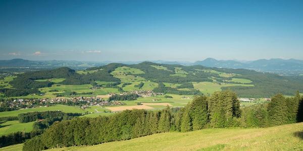 Roha-Fotothek Fürmann - Ausblick Fürmann Alm auf Högl