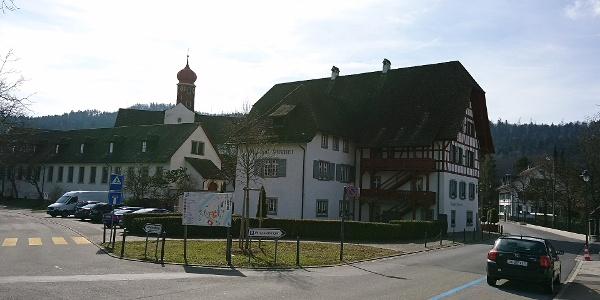 Kloster und Gasthof Sternen Wettingen