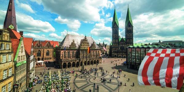 Marktplatz & Rathaus Bremen