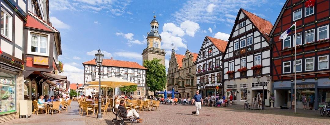 Historische Universitätsstadt Rinteln