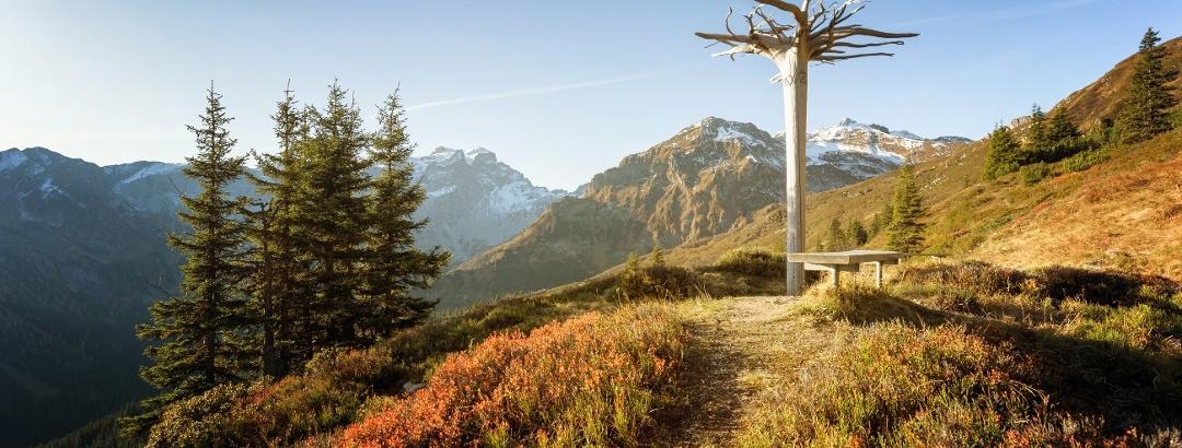 Gauertaler AlpkulTour im Herbst