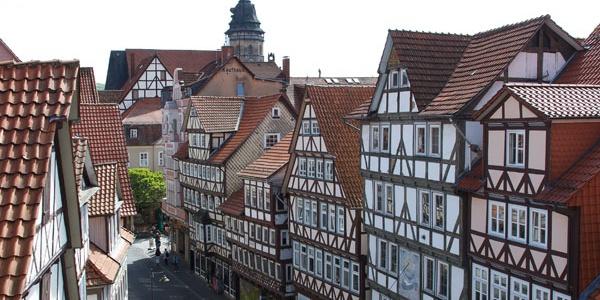 Altstadt Hann. Münden