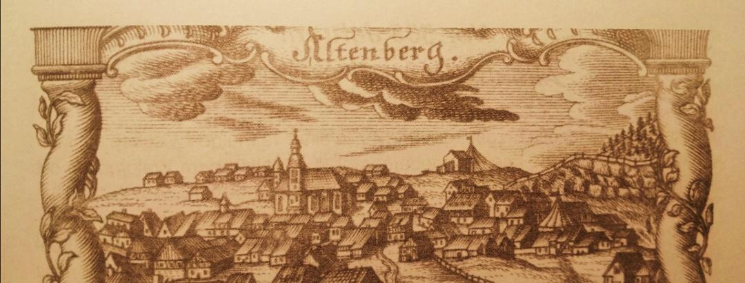 Altenberg um 1700