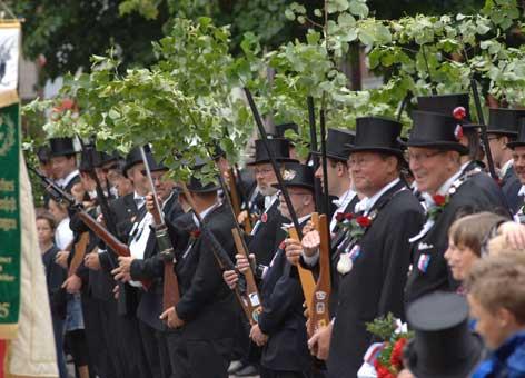 Historisches Schützenfest Stadthagen