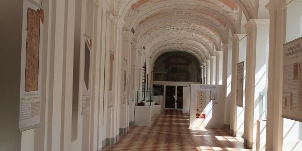 Kreuzgang im Kloster Waldsassen