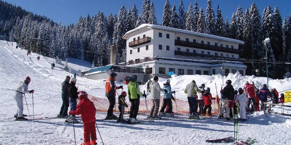Ski lift Šport Hotel in Goreljek (Pokljuka)