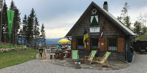 Steinhofberghütte Lilienfelder Gschwendt, Muckenkogel