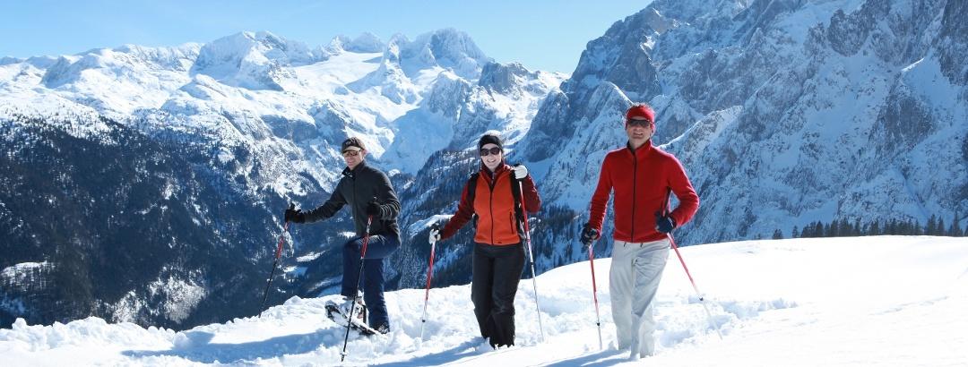 Schneeschuhwanderung Dachstein West