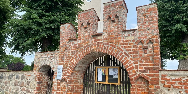 Offene Kirche Potzlow