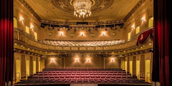 Theatersaal König Albert Theater