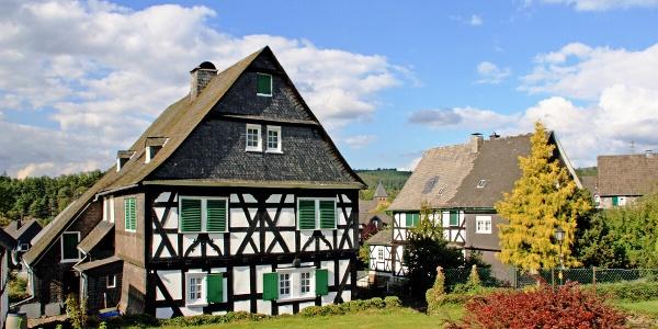 Hüttenschulzehaus Alsdorf