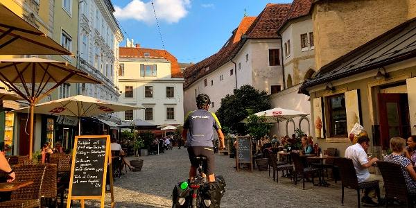Besichtigung der Altstadt von Graz - UNESCO Welterbe