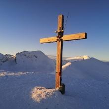 Gipfelkreuz Stubeck