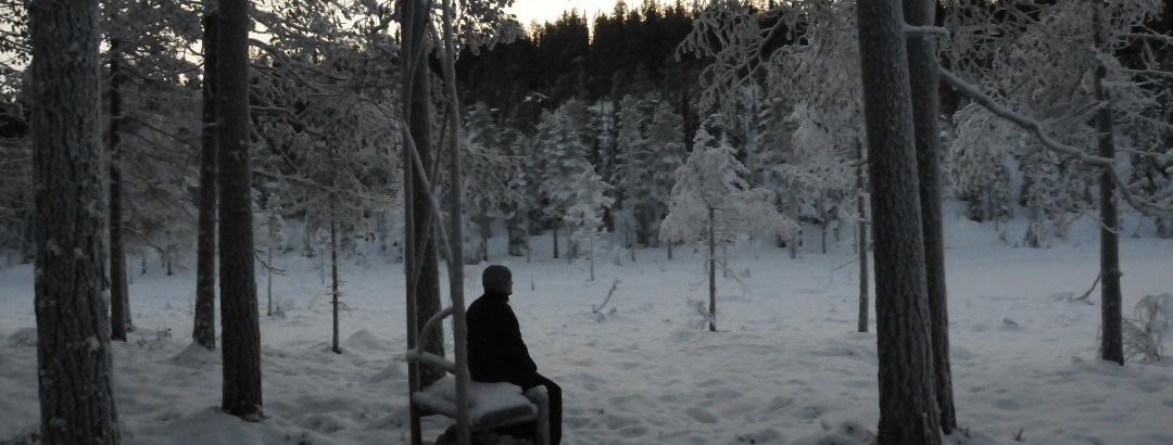 Erfaringsstol Huldreputten Nature experience chair Huldreputten