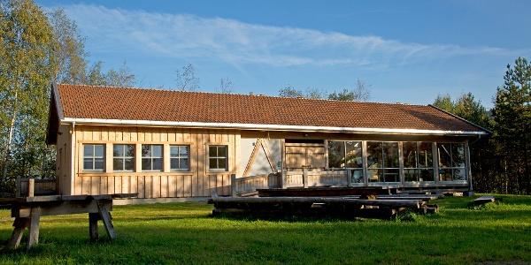 Dokkadeltaet Våtmarkssenter Dokka Delta Wetland Centre