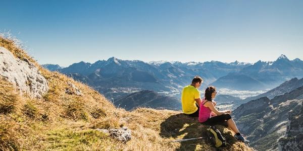Aussichtsreiche Untersbergrunde