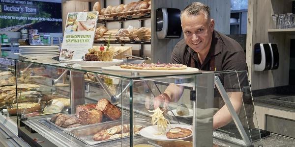 Täglich Mo - Sa frischer Mittagstisch in Hoppstädten und Birkenfeld