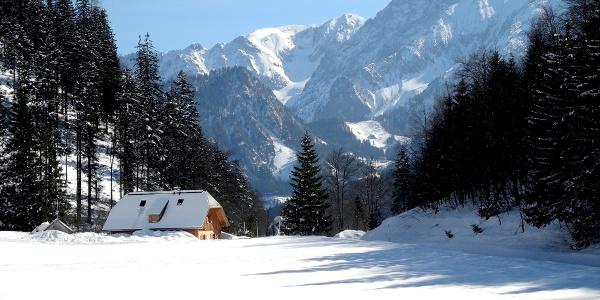 Nationalpark Hengstpasshütte