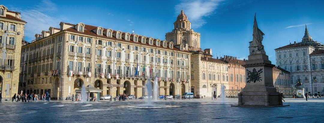 Palazzo della Regione, Torino