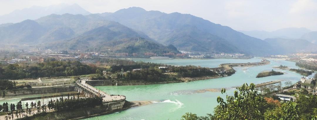 四川 都江堰