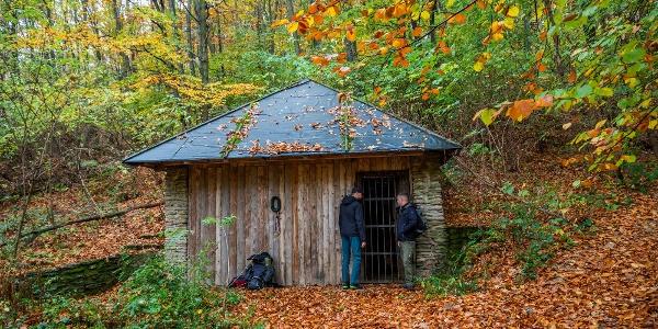 Az egykori Szálasi-bunker Kőszegen