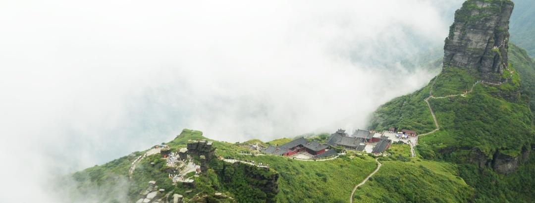 贵州省 铜仁市 梵净山