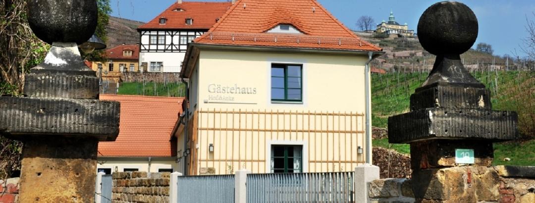 Gästehaus Hoflößnitz
