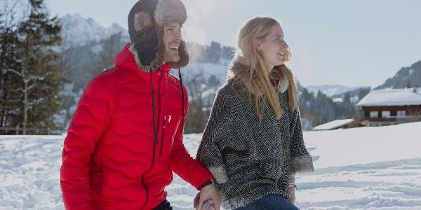 Winterwandern Adelboden