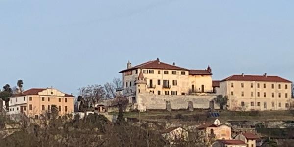 castello vescovile di Albiano d'Ivrea