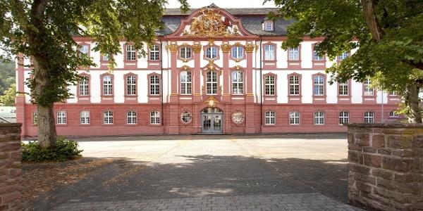 Prüm ehemalige Abtei, Tourist-Information Prüm PM