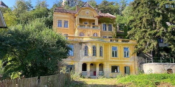 ehem. Hotel Blauensteiner in Thunau am Kamp