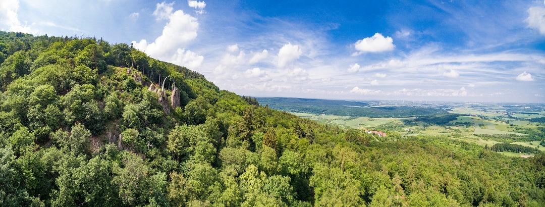 Der Adlerbogen am Donnersberg