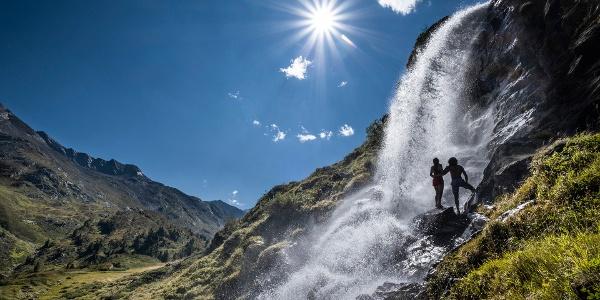 Wasserfall Beilstein