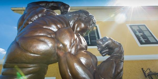 Arnold Schwarzenegger Museum Thal