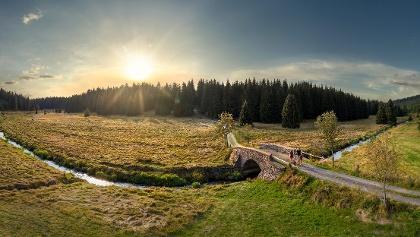 Im Tal der Schwarzen Pockau