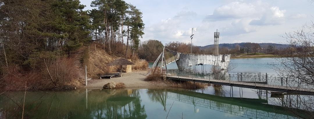 Pirateninsel Schlosssee