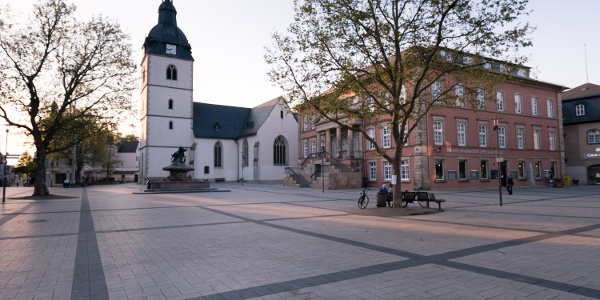 Marktplatz Detmold