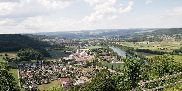 Rekingen und Aargauer Hochrhein_Copyright Gemeinde Rekingen